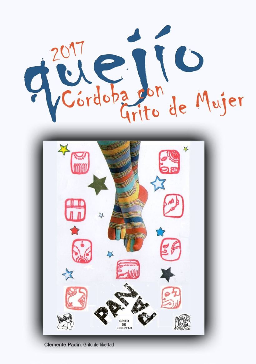 QUEJÍO GRITO DE MUJER 2017