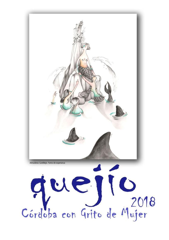 QUEJÍO GRITO DE MUJER 2018