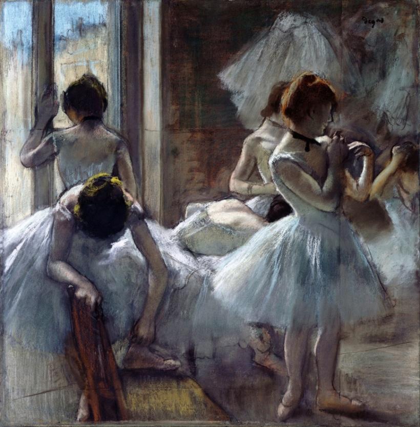Edgar Degas Bailarinas